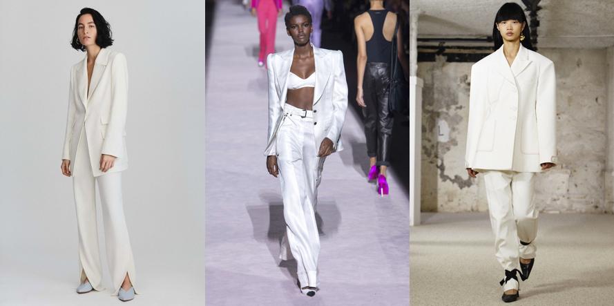 spring 2018 style edit trend white suits white suiting Nellie Partow Tom Ford Ellery miss terri shopper designer retail shopping magazine mystery shopper style icon fashion icon influencer australia
