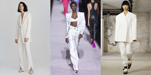 spring 2018 style edit trend white suits white suiting Nellie Partow Tom Ford Ellery miss terri shopper designer retail shopping magazine mystery shopper style icon fashion icon influencer australia