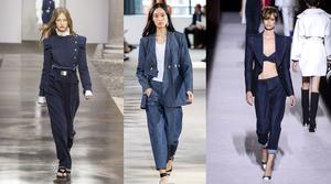 dark denim spring 2018 style edit trend miss terri shopper designer retail shopping magazine mystery shopper style icon fashion icon influencer australia melbourne Gucci Tibi Tom Ford