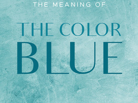 The Meaning Of The Color Blue