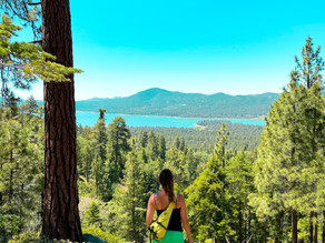 The Best Hike in Big Bear Mountain
