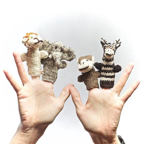 Finger Puppets (Set of 4)