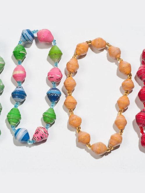 Afribead Single Strand bracelets