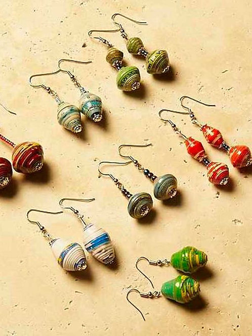 Afribead Earrings