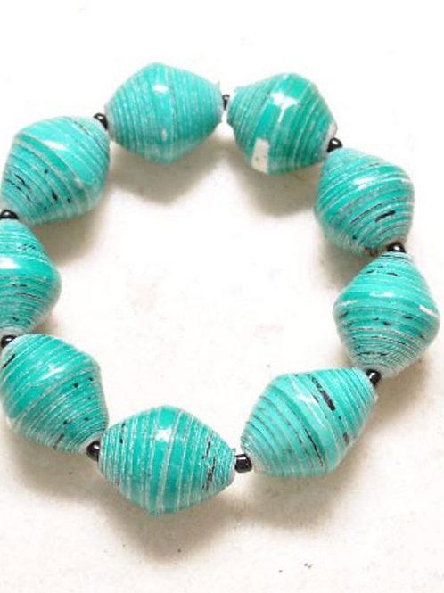 Afribead Chunky bead bracelets
