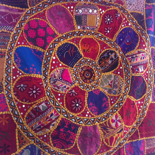 Mosaic Kuchi Wall Hanging/Throw