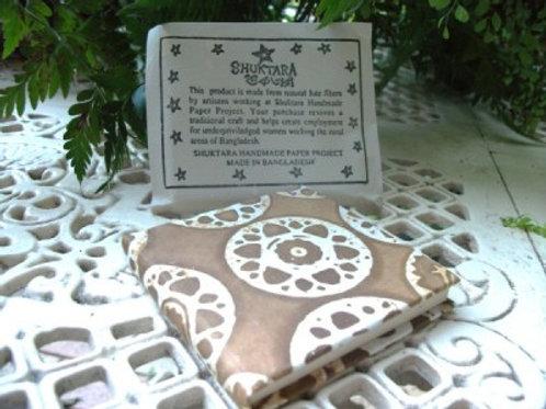Notebook Batik Circle