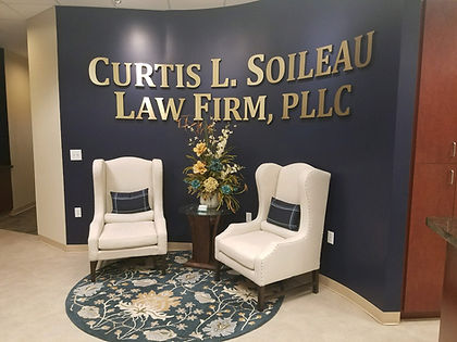 Curtis L. Soileau Law Firm Office Photo