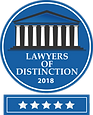 Lawyers of Distinction - Beaumont Personal Injury Lawyer - Curtis L. Soileau