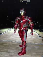 Iron Man Les quais Angers 49 maine et loire