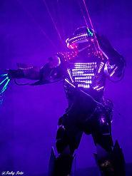 Robot led-performer-pays de loire