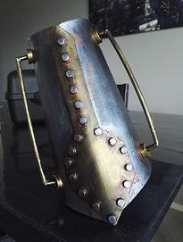 Bracelet de force métal-Robot LED-Angers 49