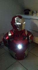 Creation Iron Man-Angers 49 maine et loire