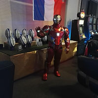 Animation super heros- Angers