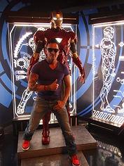Iron man-Angers 49 maine et loire