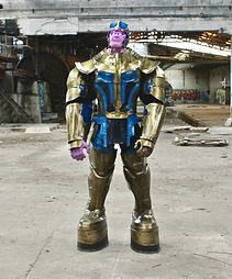 Thanos Cosplay-Yanis guarida