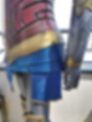 Cosplay-Wonder Woman-Marvel