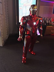 Creation Cosplay Iron Man