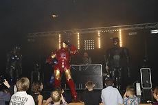 bar mitsva Iron Man-Angers-Paris