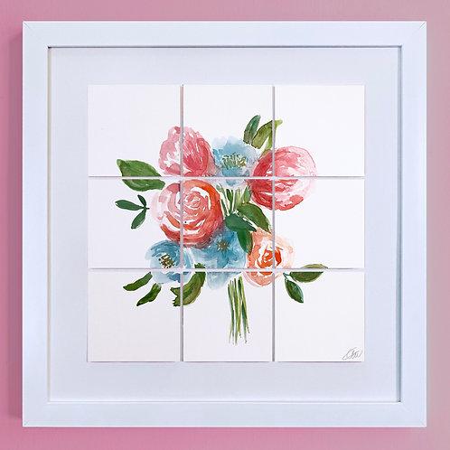 'Delicate Florals III'