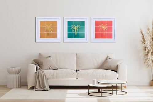 'Palm Trio'