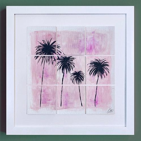 'Peaceful Palms'
