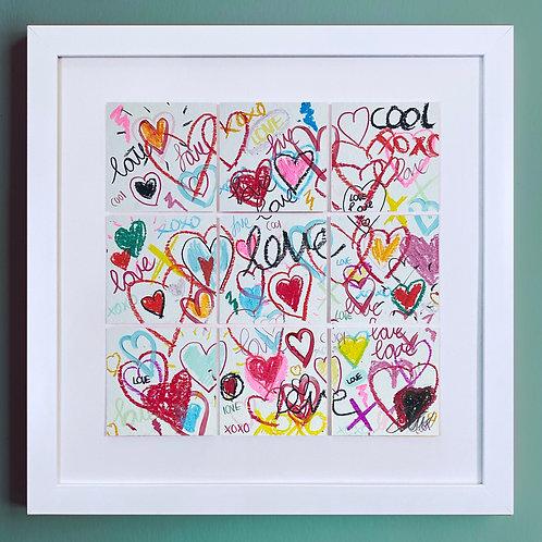 'Love Wall'