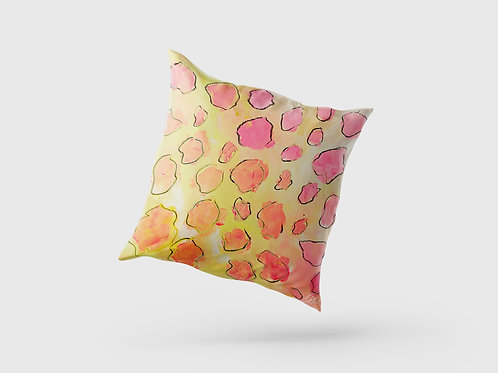 'Bright Print' Cushion