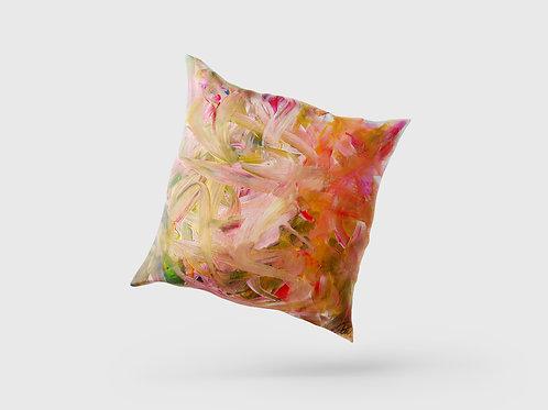 'Fruit Swirl' Cushion