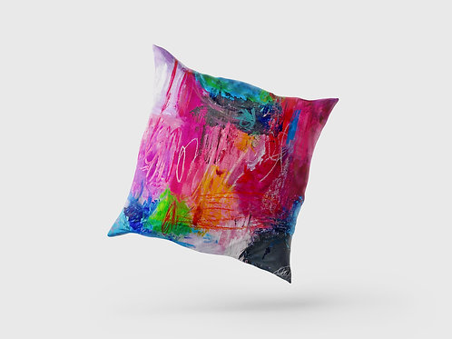 'Wine Pop' Cushion