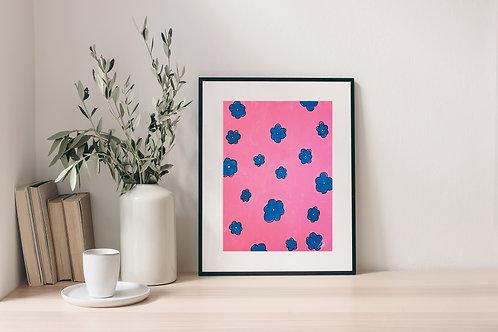 'Day Flower' Print 2.0