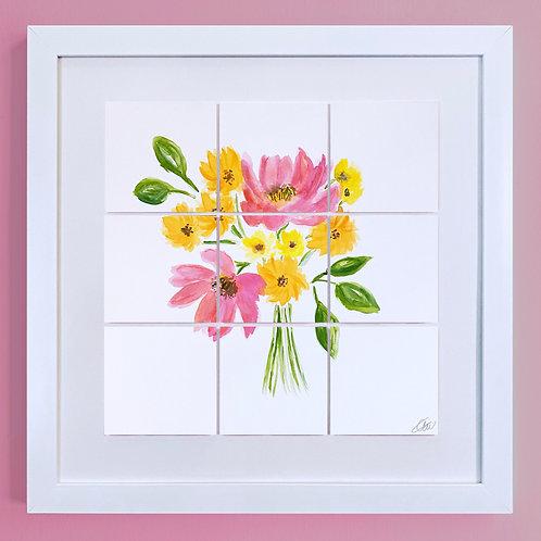 'Delicate Florals I'