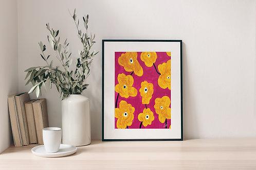'Petals' Print 2.0