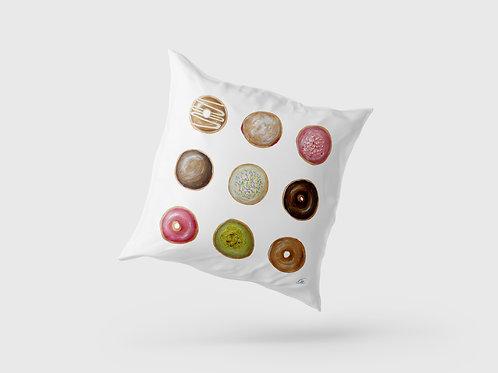 'Doughnuts' Cushion
