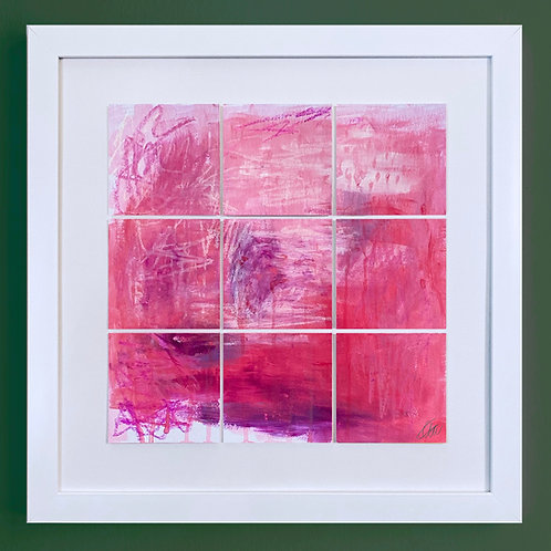 'Pink Abstract'
