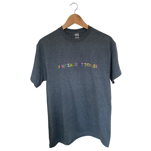 PINCEAUX ET TOILES - T-Shirt