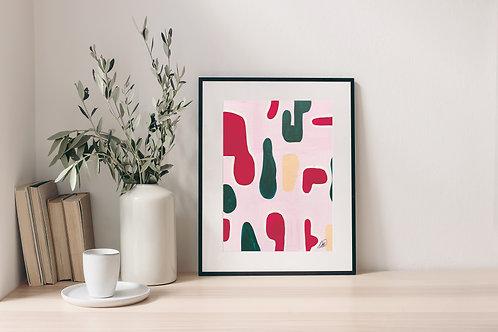'Forms II' Print 2.0