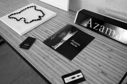 Exposition Azama Effilochée