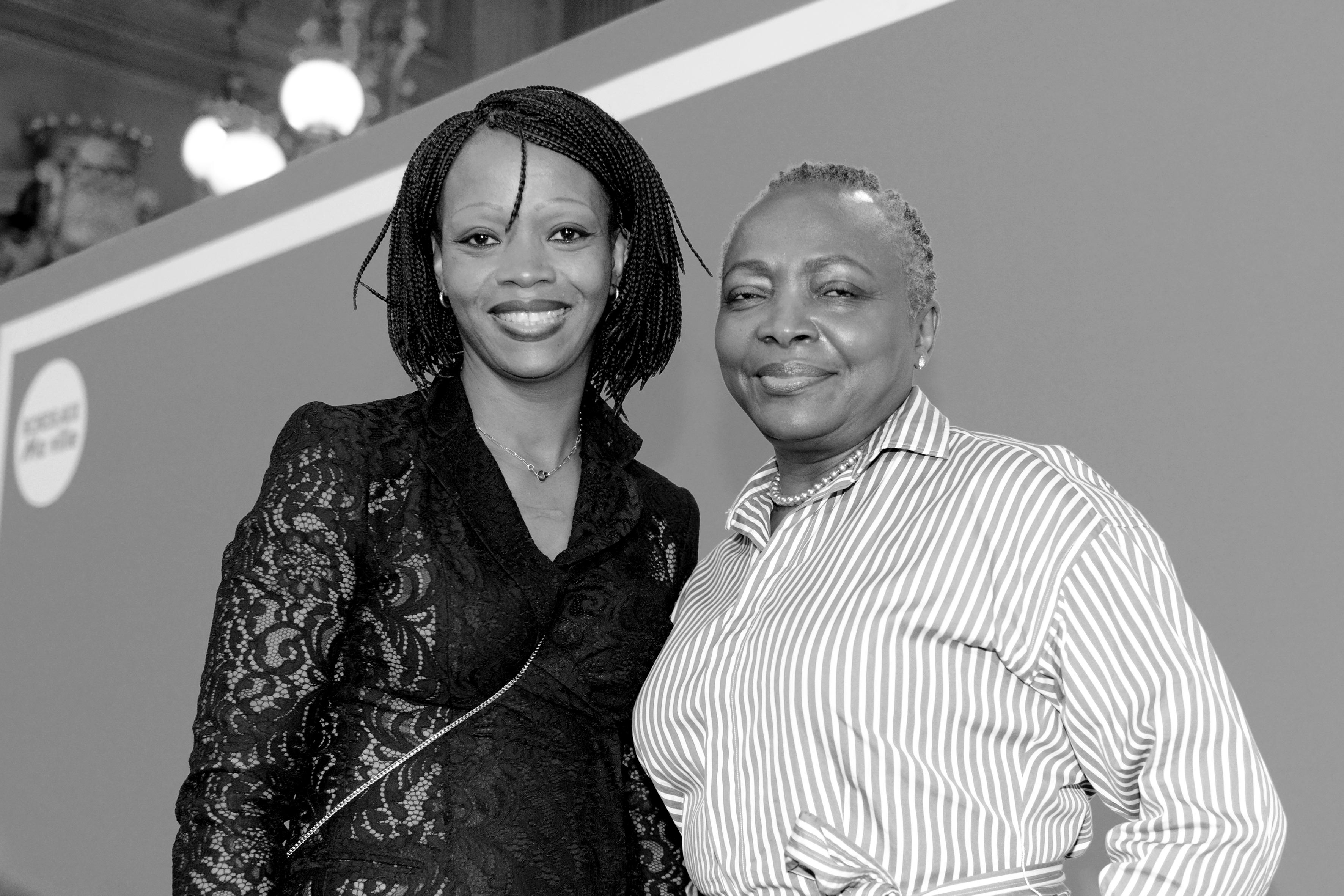 Avec Denise Epoté