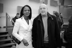 Avec Alain Juppé