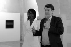Avec Alain Anziani