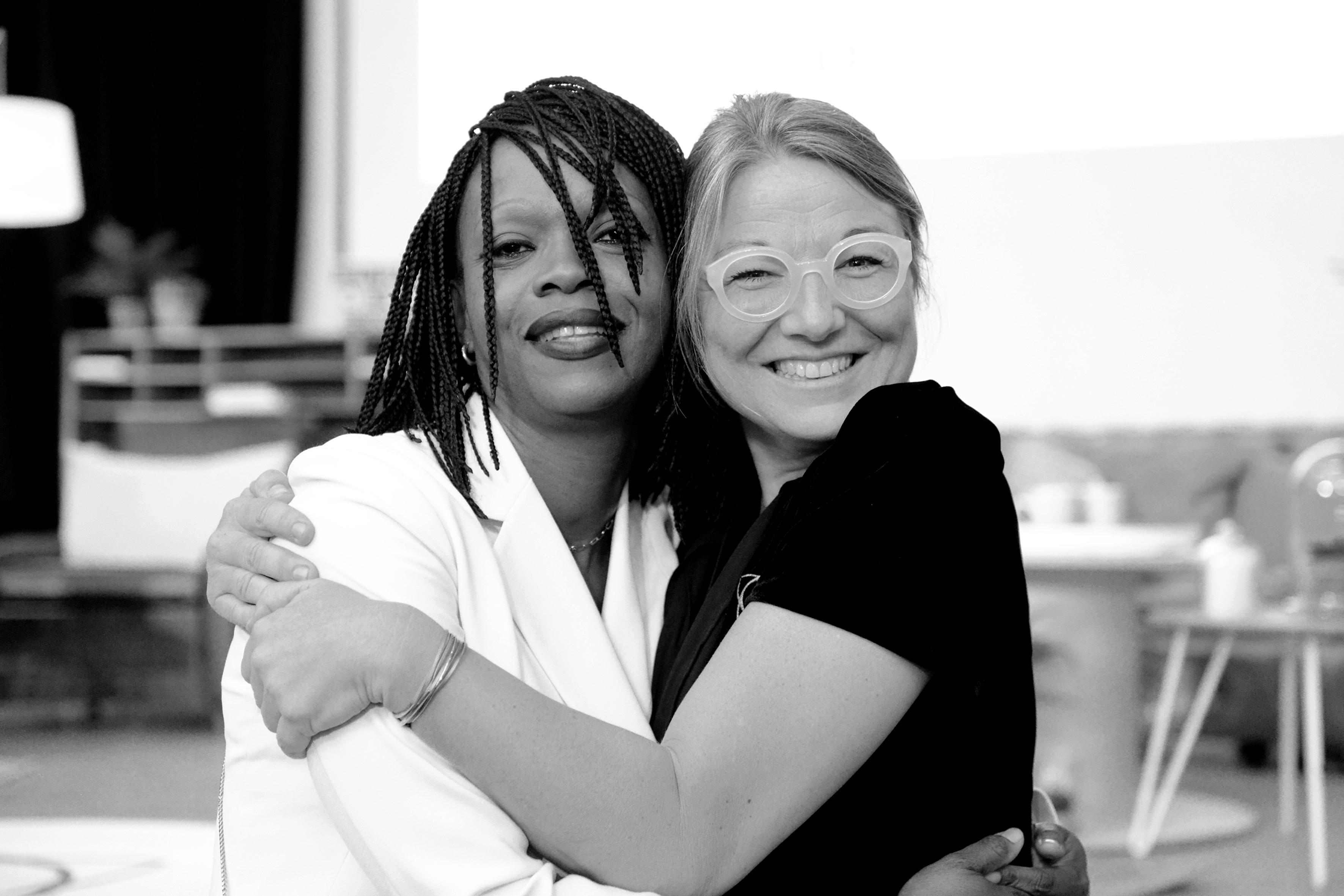 Avec Aurélie Guénant