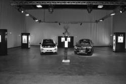 Exposition BMW à la Base Sous-Marine