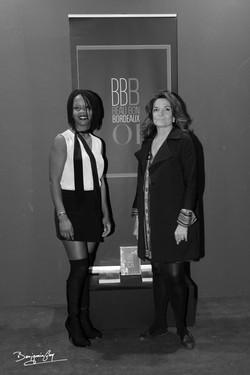 Avec Sandrine Chretien Sebag