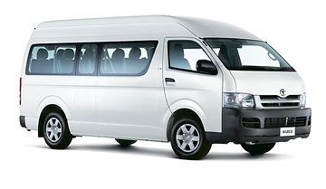 13 seater minibus