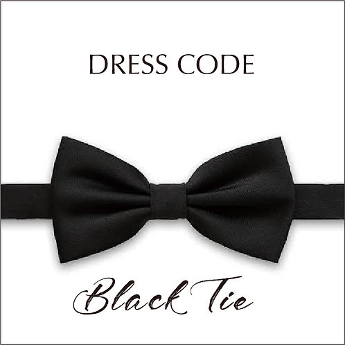 Black Tie (ブラックタイ) 10ml