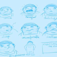 Kobrowski Sketches