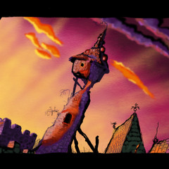 Background Study Sword in the Stone