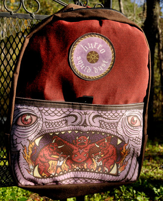 Burro Backpack Front