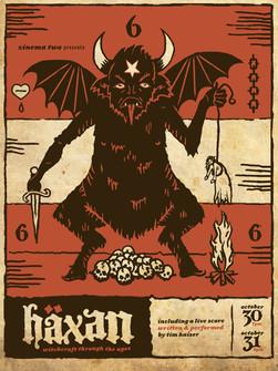 Haxan Movie Poster 2009
